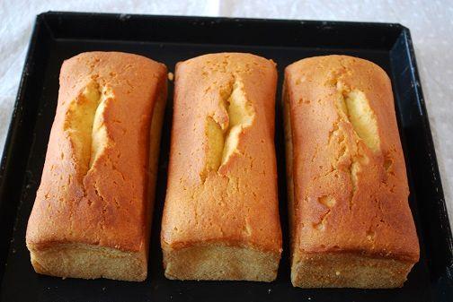 ブランデーケーキ②