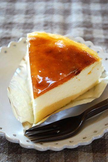 スフレチーズ③