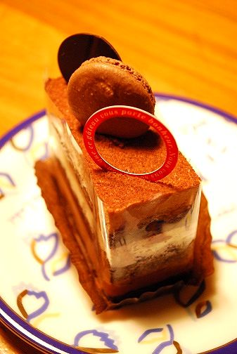 買ったケーキ④