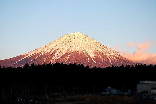 富士山2013・12