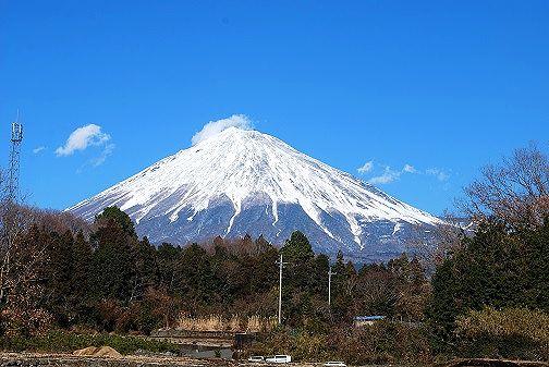 富士山2014.1