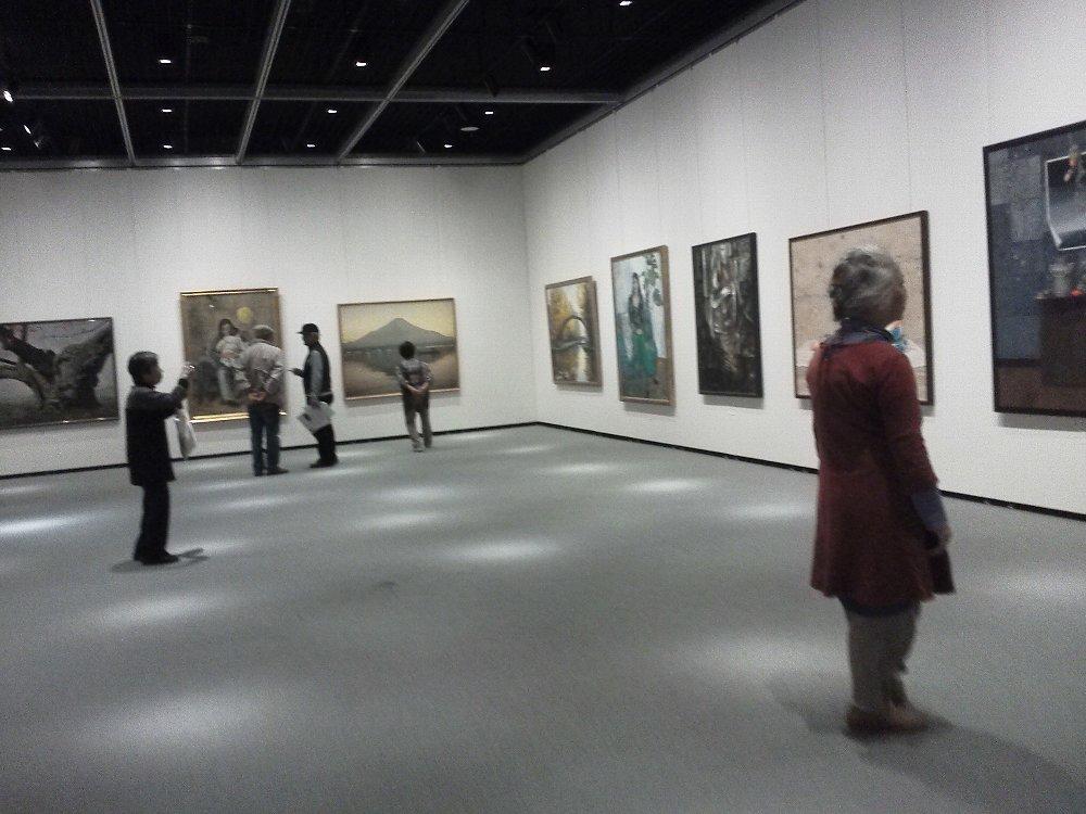 F1000405板橋区美術展