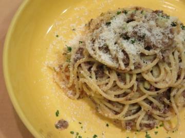 南イタリア田舎風とひき肉のスパゲッティ 990円