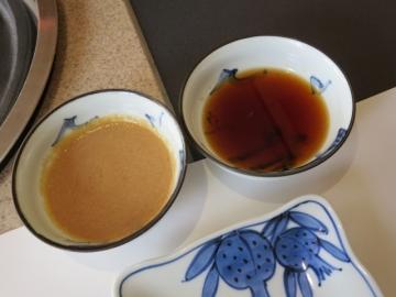優しいポン酢と玉葱と生姜のタレ