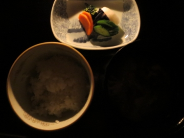 佐賀県産こしひかりの炊き立てが、また美味しい!