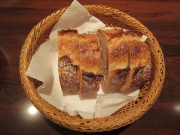 天然酵母無添加パン 400円