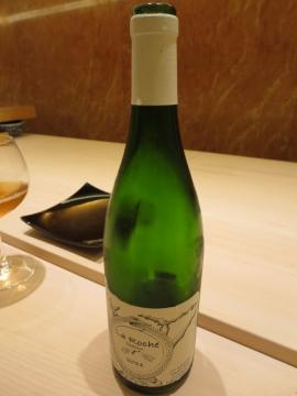 2杯目のボトル