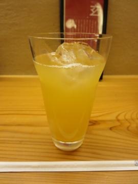 夏みかんジュース 350円