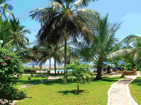Salama Resort - Gartenanlage