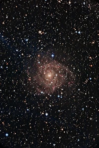 IC342_きりん座銀河