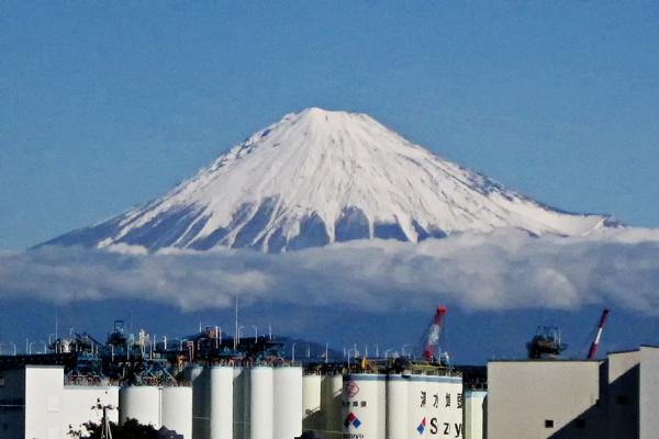 富士山_20141121