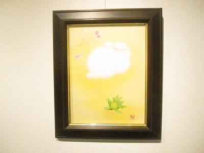 H25利根川幸子展 014