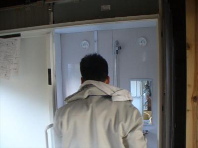 112 生口島 I様邸 ユニットバス松コース タカラスタンダード伸びの美容室(1617)、脱衣場増築リフォーム、複層ガラスサッシ工事  正義の味方 べんりMAN 15