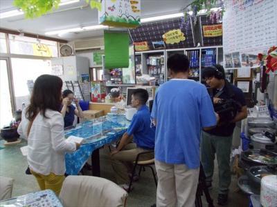 12 正義の味方べんりMAN 15 隊長 田坂文昭(34歳)半沢直樹ばりの「他店に負けたら倍返し」 中国放送 RCCテレビ(TBS系列)イマなま3チャンネル出演。(現実でした。)