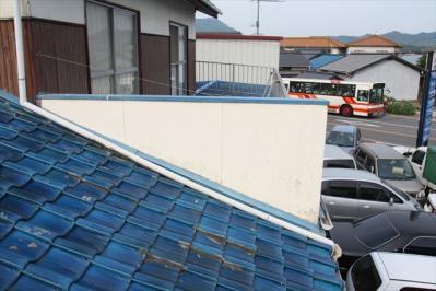 005 生口島 N様邸 さび止め屋根塗装工事  正義の味方 べんりMAN 15