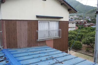 010 生口島 N様邸 さび止め屋根塗装工事  正義の味方 べんりMAN 15