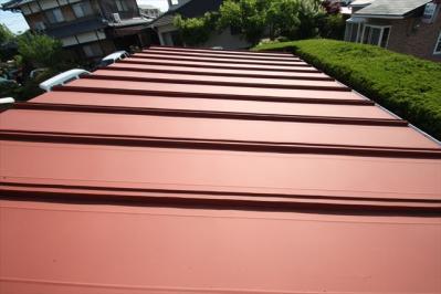 017 生口島 N様邸 さび止め屋根塗装工事  正義の味方 べんりMAN 15