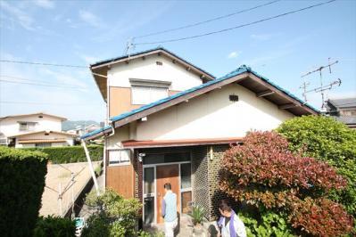 023 生口島 N様邸 さび止め屋根塗装工事  正義の味方 べんりMAN 15