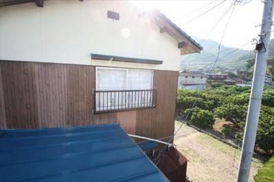 027 生口島 N様邸 さび止め屋根塗装工事  正義の味方 べんりMAN 15