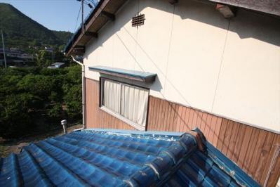 032 生口島 N様邸 さび止め屋根塗装工事  正義の味方 べんりMAN 15