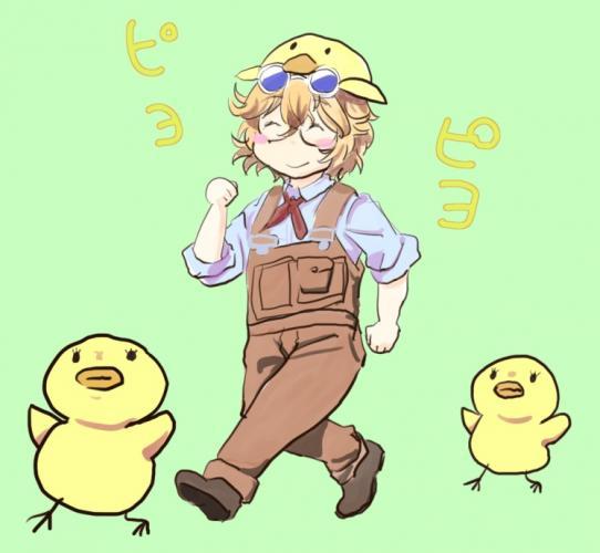 ピヨちゃんの卵って、ピヨちゃん的にはおいしいって言われるのはどうなんだ?