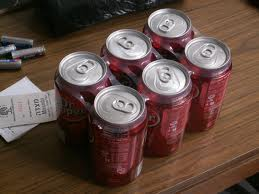 6pack cans