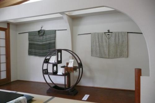 『さおり織』展示会①