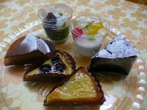 7月のケーキ②