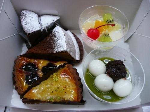 7月のケーキ①