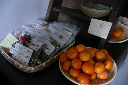 乾燥野菜&柿