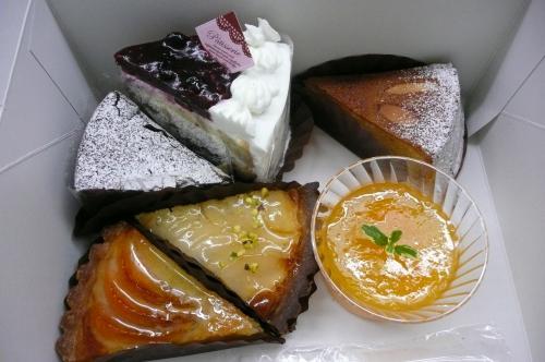 11月のケーキ