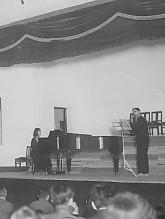 フルートソロ・1950年・金澤中央公民館