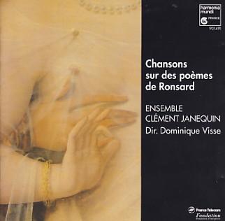 ロンサールのシャンソン・CD