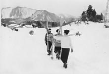 医王山スキー