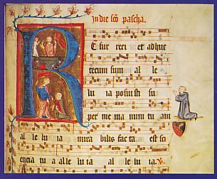 復活祭・入祭唱
