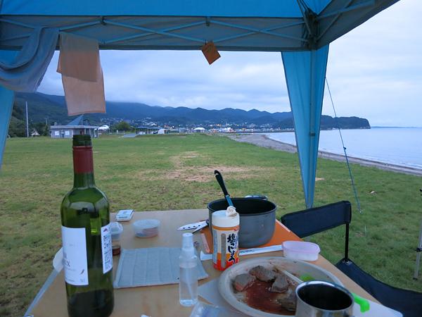 高岡オートキャンプ場 キッチン