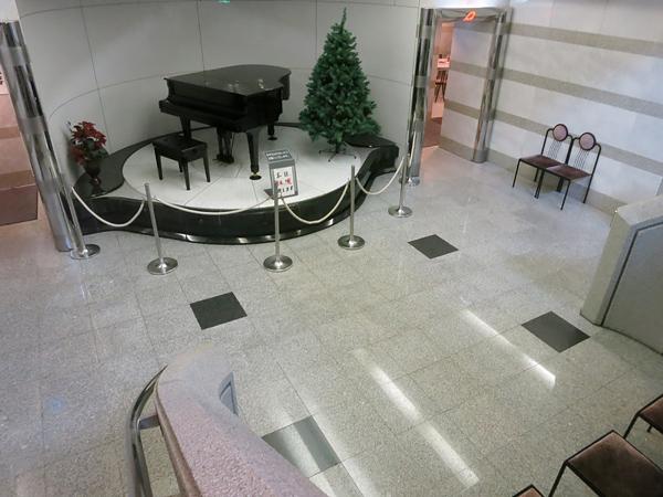 フォーレスト276大滝 自動ピアノの演奏