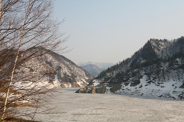 定山渓レイクライン さっぽろ湖