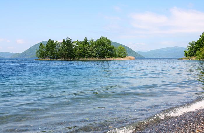 洞爺湖 ちんこじま