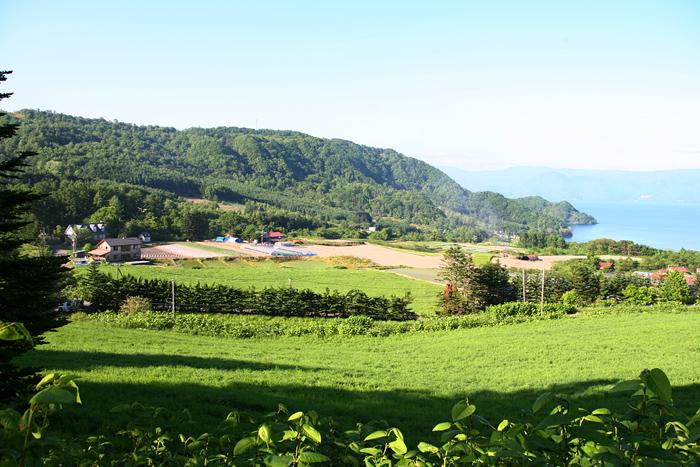 カフェ ゴーシュ 洞爺湖