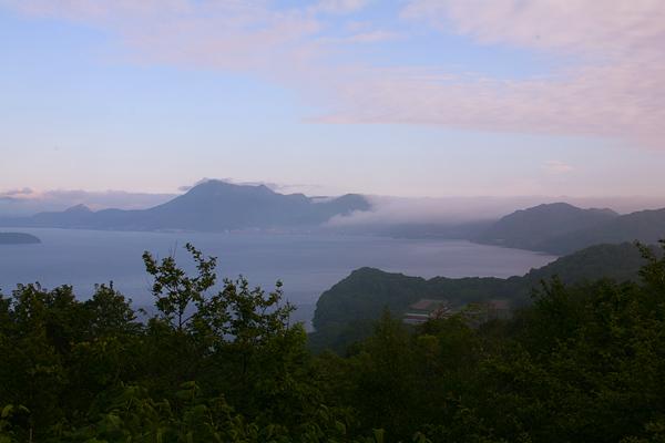 サイロ展望台 洞爺湖