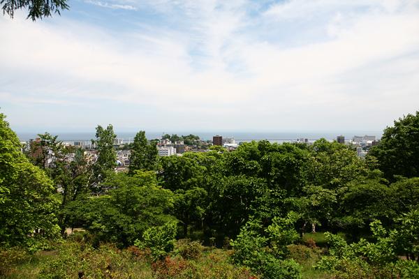南小樽 小樽公園