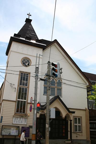 南小樽 教会