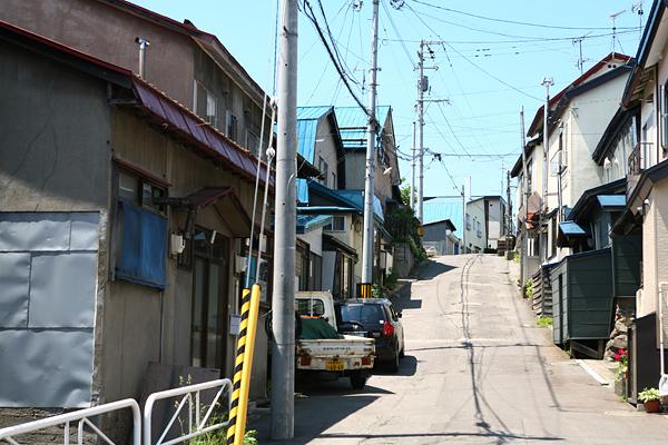 南小樽 風景
