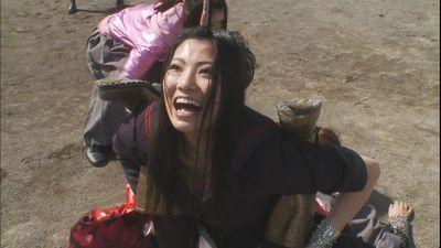 エクスタC~な小歌舞伎さんと冷静にジャッジするジャンケン姉さん