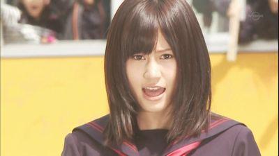 あたしが前田敦子だっ