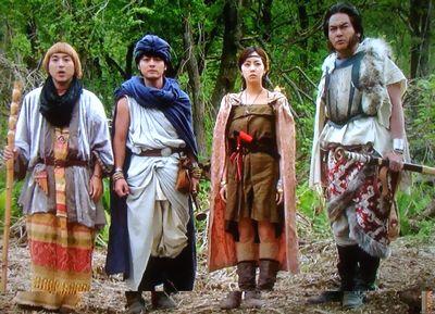 勇者ヨシヒコと森の仲間達
