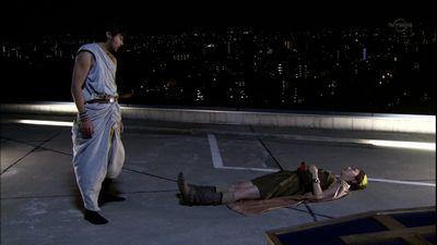 死んじゃったムラサキさん