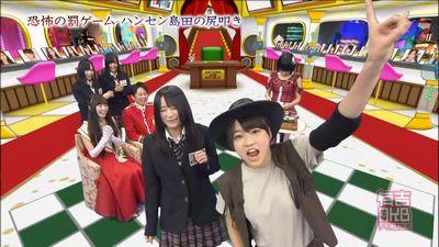 愛実ちゃんにケツムチ喰らわすハンセン島田