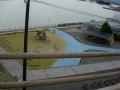 150921多々羅大橋大三島側アプローチから多々羅しまなみ公園